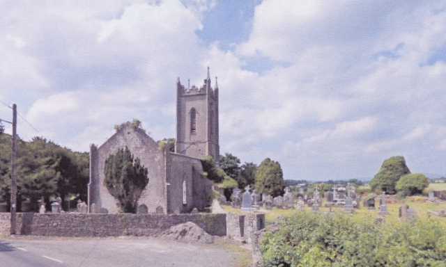 Ballymackey Parish Church 2011
