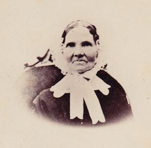 Elizabeth Westgarth portrait c1852