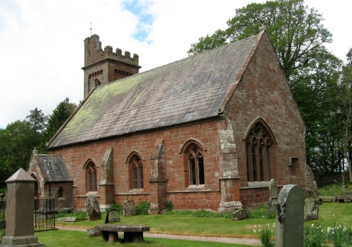 Melmerby Parish Church