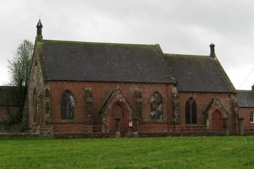Wesleyan Methodist chapel Gamblesby